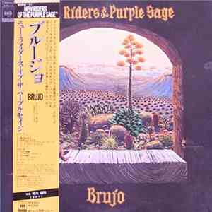 New Riders Of The Purple Sage - Brujo album