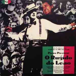 Piero Piccioni - O Rugido Do Leao album
