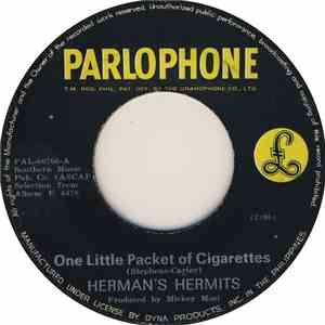 Herman's Hermits - One Little Packet Of Cigarettes album