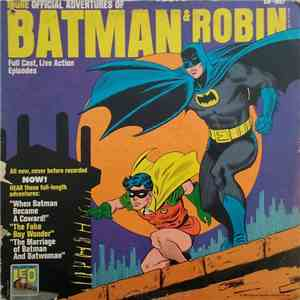 Various - More Official Adventures Of Batman & Robin album