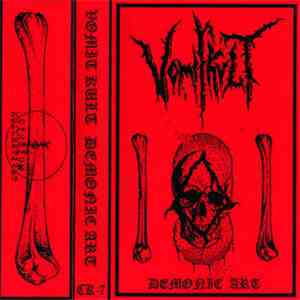 Vomit Kult - Demonic Art album