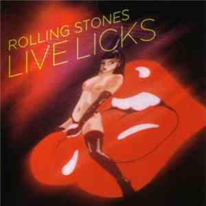 Rolling Stones - Live Licks album
