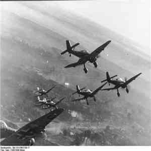 Chrome Over Brass - Stukas In The Wind album