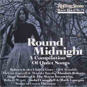 Various - Rare Trax Nr. 71 - Round Midnight - A Compilation Of Quiet Songs album
