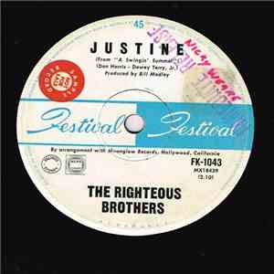 The Righteous Brothers - Justine album