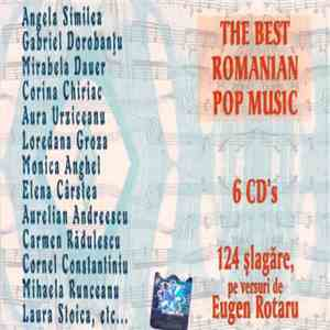 Various - 124 Șlagăre, pe versuri de Eugen Rotaru - The Best Romanian Pop Music album