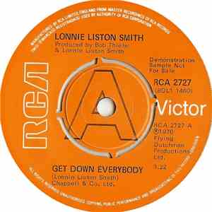 Lonnie Liston Smith / Lonnie Liston Smith & The Cosmic Echoes - Get Down Everybody / Inner Beauty album