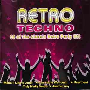 Various - Retro Techno album