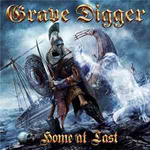 Grave Digger  - Home At Last album