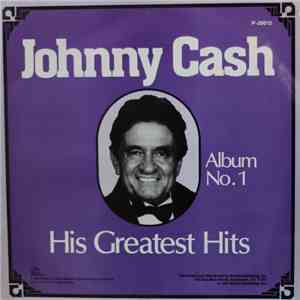 Johnny Cash - His Greatest Hits Album No. 1 album