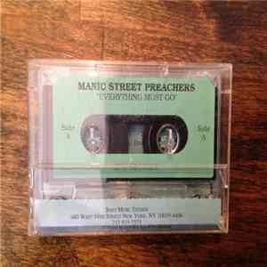 Manic Street Preachers - Everything Must Go album