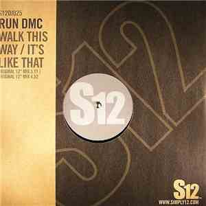 Run DMC - Walk This Way / It's Like That album