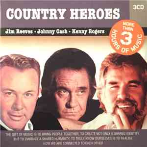 Various - Country Heroes album