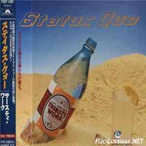 Status Quo - Thirsty Work album
