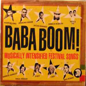 Various - Baba Boom! Musically Intensified Festival Songs album