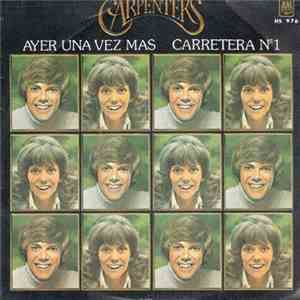 Carpenters - Yesterday Once More (Ayer Una Vez Mas) album