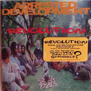 Arrested Development - Revolution album