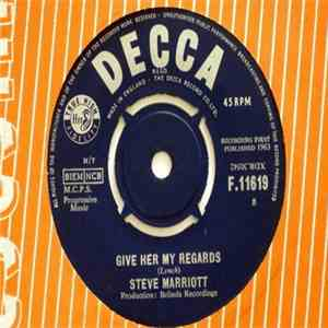 Steve Marriott - Give Her My Regards album