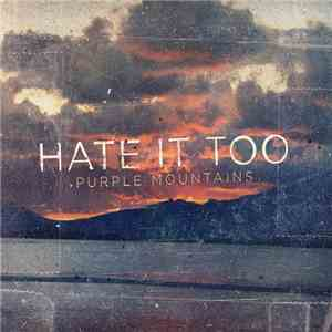 Hate It Too - Purple Mountains album