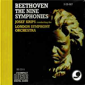 Beethoven - Josef Krips conducting the London Symphony Orchestra - The Nine Symphonies album