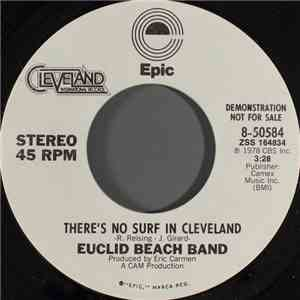 Euclid Beach Band - There's No Surf In Cleveland album
