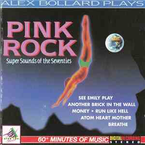 Alex Bollard Assembly - Pink Rock - Super Sound Of The Seventies album