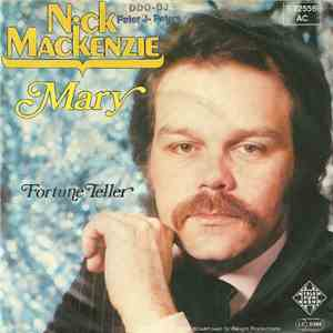 Nick MacKenzie - Mary album