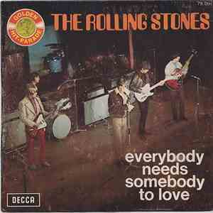 The Rolling Stones - Everybody Needs Somebody To Love album