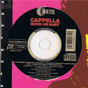 Cappella - Move On Baby album